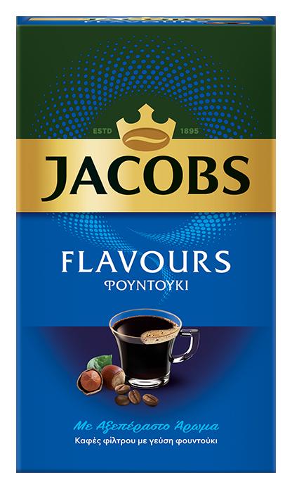 c230e1c0e5 Παρασκευή καφέ. JACOBS FLAVOURS ...