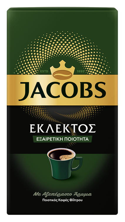 a883a0b9ea JACOBS ΕΚΛΕΚΤΟΣ καφές φίλτρου