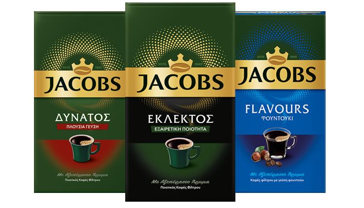 1b9b1d8ecd JACOBS Καφές Φίλτρου